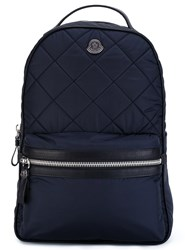 Moncler 'George' Backpack Blue