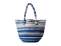 Billabong Even Waves Tote Electric Blue Tote Handbags