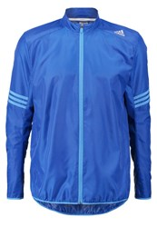 Adidas Performance Response Sports Jacket Collegiate Royal Ray Blue