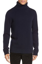 Vince Men's Chunky Wool And Cashmere Turtleneck Sweater