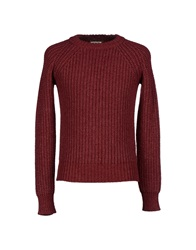 Cycle Sweaters Maroon