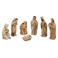 John Lewis Nativity Characters Set Of 7