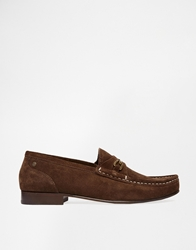 Base London Suede Loafer Brown