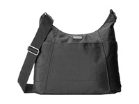 Baggallini Hobo Tote Charcoal Cross Body Handbags Gray
