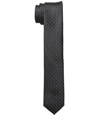 The Kooples Graphic Jacquard Tie Black