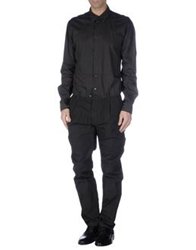 Dolce And Gabbana Pant Overalls Black