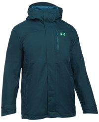 Under Armour Men's Snow Feature 3 In 1 Jacket Nova Teal