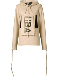 Hood By Air 'Yard' Hoodie Nude And Neutrals