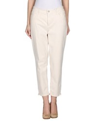 Cambio Casual Pants Ivory