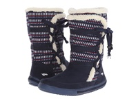 Palmetto Navy Ice Queen Women's Lace Up Boots