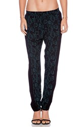 Bella Luxx Relaxed Fit Pant Black