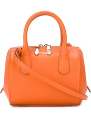 Nina Ricci Mini Satchel Bag Yellow And Orange
