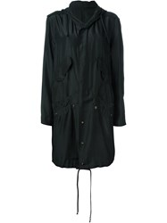 Faith Connexion Hooded Parka Black