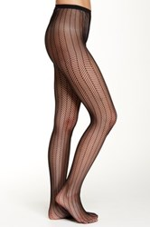 Shimera Chevron Tights Black