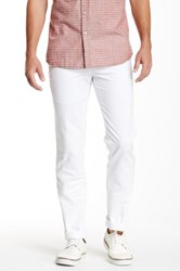Peter Millar Raleigh Contemporary Fit Pant White