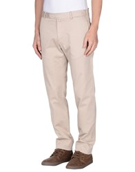 Hydrogen Trousers Casual Trousers Men Beige