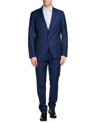 Cantarelli Suits And Jackets Suits Men Dark Blue