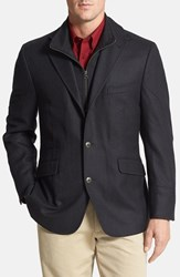Men's Kroon 'Ritchie' Classic Fit Wool And Cashmere Hybrid Sport Coat