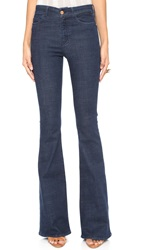 Mih Jeans The Marrakesh Micro Flare Jeans Rinse Power
