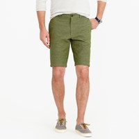 J.Crew 10.5 Short In Rustic Chambray