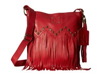 Sts Ranchwear The Boho Crossbody Red Cross Body Handbags
