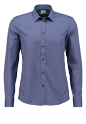 Filippa K M. Paul Slim Fit Shirt Breeze Dark Blue