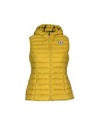 J.O.T.T Just Over The Top Down Jackets Ocher