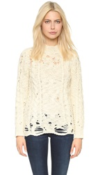 Candela Owens Sweater Off White