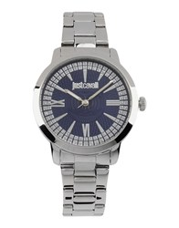 Just Cavalli Timepieces Wrist Watches Women Dark Blue
