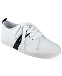 Tommy Hilfiger Lainie 2 Sneakers Women's Shoes White