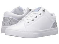 Guess Jollie White Women's Lace Up Casual Shoes