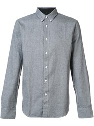 Rag And Bone 'Yokohama' Shirt Grey