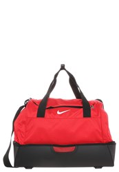 Nike Performance Club Team M Sports Bag University Red Black