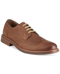 Dockers Men's Yaleton Oxfords Men's Shoes Tan