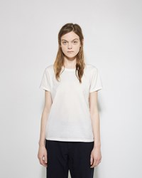 Visvim Ultimate Tee White
