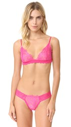 Hanky Panky After Midnight Wink Bralette Tickle Pink