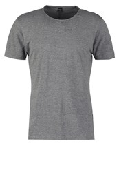 Replay Basic Tshirt Dark Grey Melange Dark Gray