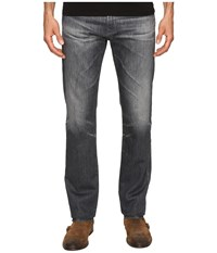 Ag Adriano Goldschmied Matchbox Slim Straight Leg Denim In 5 Years Pappas 5 Years Pappas Men's Jeans Black