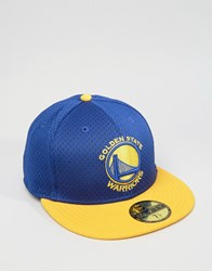 New Era 59Fifty Cap Fitted Golden State Warriors Navy
