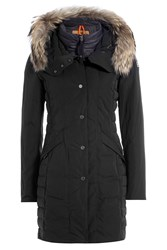 Parajumpers Angie Down Jacket With Fur Trimmed Hood Gr. M