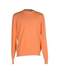 Gran Sasso Knitwear Jumpers Men Apricot