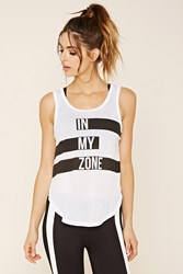 Forever 21 Active In My Zone Graphic Tank