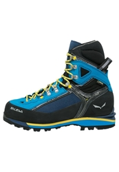 Salewa Ms Condor Evo Gtx Climbing Shoes Winter Night Davos Dark Blue