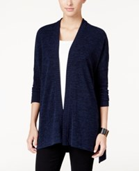 Styleandco. Style Co. Open Front Cardigan Only At Macy's Blue