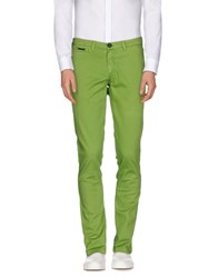 Guess By Marciano Trousers Casual Trousers Men Green