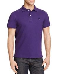 Tailorbyrd Pique Short Sleeve Classic Fit Polo Compare At 69.50 Purple