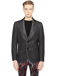 Christian Pellizzari Stretch Neoprene Blazer