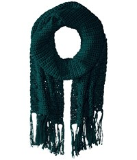 Prana Pammy Scarf Deep Teal Scarves Green