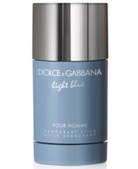 Dolce And Gabbana Light Blue Pour Homme Deodorant Stick 2.4 Oz
