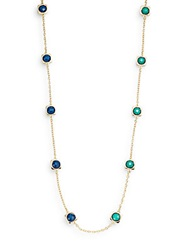 Amrita Singh Hamptons Beaded Long Chain Necklace